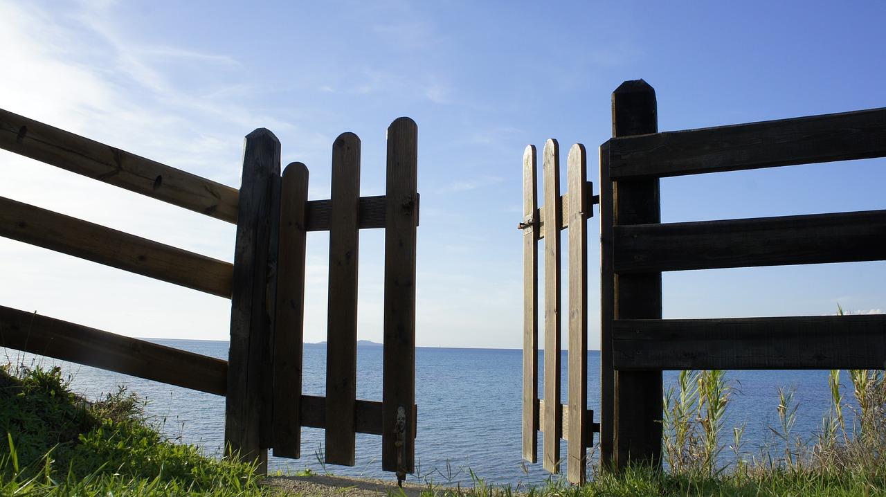 Les inconvénients d'un portail en bois